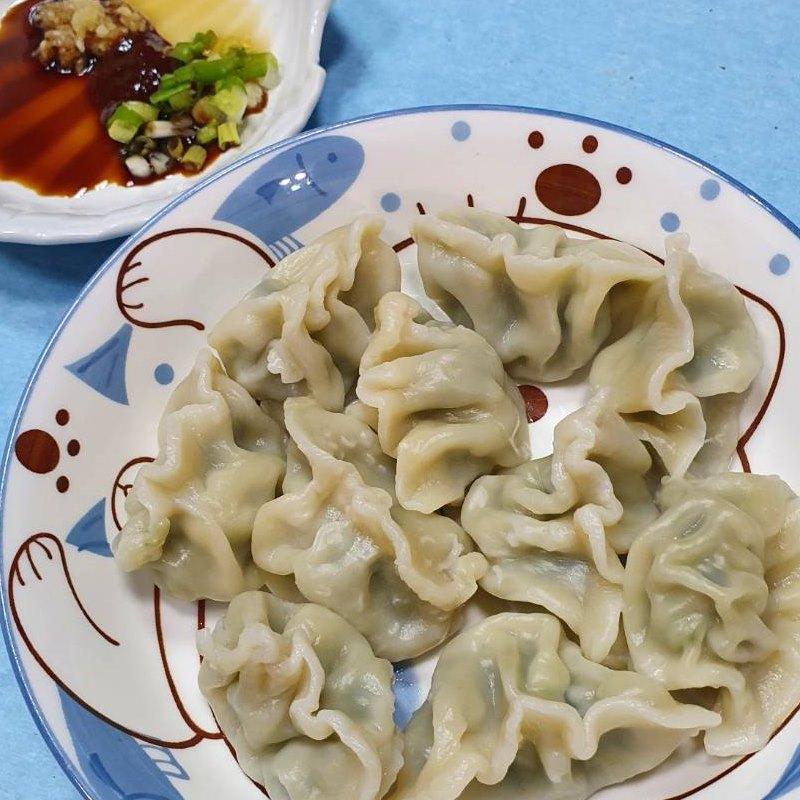 手工水餃(韭菜)